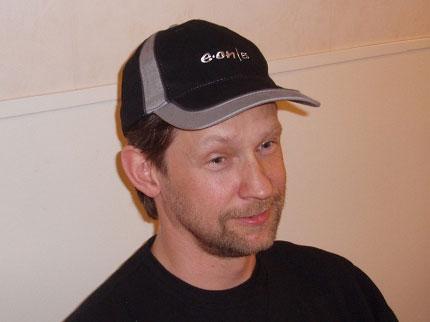 Bild på Jörgen Berggren